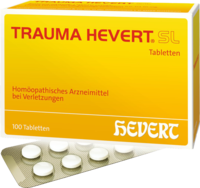 TRAUMA HEVERT SL Tabletten