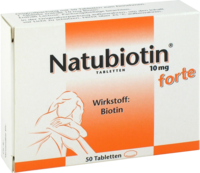NATUBIOTIN 10 mg forte Tabletten