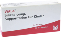 SILICEA COMP.Kindersuppositorien