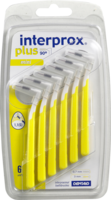 INTERPROX plus mini gelb Interdentalbürste