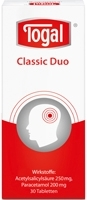 TOGAL Classic Duo Tabletten