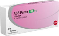 ASS Puren 100 mg Tabletten