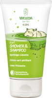 WELEDA Kids 2in1 Shower & Shampoo spritzig.Limette